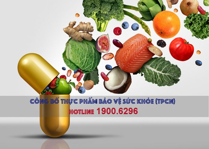 Dịch vụ công bố thực phẩm chức năng ( thực phẩm bảo vệ sức khỏe)