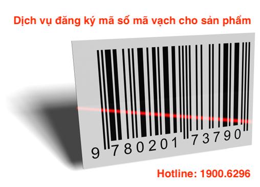 Dịch vụ đăng ký mã số mã vạch cho sản phẩm